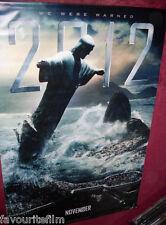 Cinema Banner: 2012 2009 (Rio De Janeiro) John Cusack Amanda Peet Danny Glover