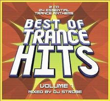 Best of Trance Hits, Vol. 1 by Various Artists (CD, Jul-2005, 2 Discs, UBL) NEW