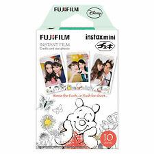 1 Pack 10 Photos Winnie The Pooh FujiFilm Fuji Instax Mini Film Polaroid Liplay