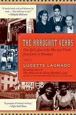 The Arrogant Years: One Girl's Search for Her Lost Youth-ExLibrary