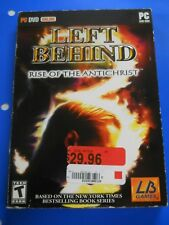 Left Behind 3: Rise of the AntiChrist - PC DVD Computer game Complete Sealed New