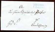 BRAUNSCHWEIG 1860 ca VORPHILABRIEF nach BRAUNSCHWEIG(C0998