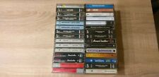 Vintage lot 30 K7 Cassette audio BERNARD LAVILLIERS