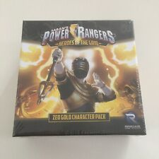 Power Rangers: Heroes of the Grid ZEO GOLD CHARACTER PACK Phase 2 neu ovp KS