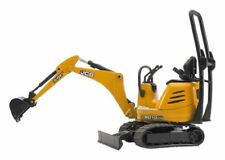 Bruder 62003 JCB Mini Escavatore 8010 CTS