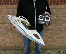 Contrôle à Distance Grand RC High Speed Boat for Racing RTR offre spéciale! vite!