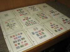 Vintage Republic. of Philippines Stamp Collection , 1946-1970| $288 Cat Value