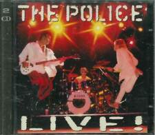"THE POLICE ""Live!"" 2CD-Album"