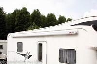 Fiamma Drip Stop 300cm Caravan Motorhome Gutter Door Rain Deflector in White