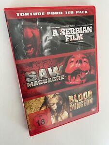 Saw Massacre - Blood dungeon - Serbian Film | DVD h11