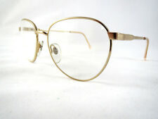0c16f1ff047aa Luxottica Italy Eyeglasses Gold electroplated Princeton KLIXX 53-18-135mm S