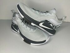 229fc37d37f2 NEW Size 10 Men s Nike LEBRON WITNESS II BASKETBALL SHOES COOL-GREY 942518  002