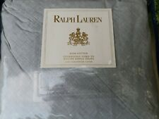 NIP Ralph Lauren King Duvet Cover 84617 100% Cotton