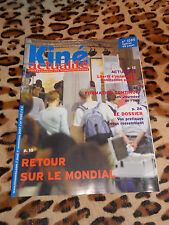Revue Kiné Actualités - n° 1085, 2007