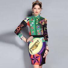 Tailleur e abiti sartoriali da donna multicolore taglia XL