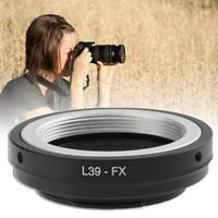 Camera Lens Adapter Ring L39-FX for LEICA M39 Screw Lens to for Fujifilm X-Pro1