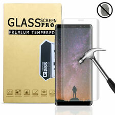 Tempered Screen Protector Guard Film For Samsung Galaxy S9 S8 & Plus Note 8 9 10