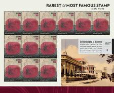 Guyana - 2014 - British Guiana 1c Magenta - Sheet Of 12 - MNH