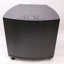 "Wharfedale SPC 10 active subwoofer powercube negro mate 35,2x38, 2x30, 5cm 10"""
