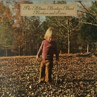 ALLMAN BROTHERS Brothers And Sisters 1973 (Vinyl LP)