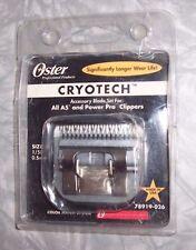 Oster Golden & Turbo A5, Power Pro Cryotech # 30 Pet Dog Clipper Blade 78919-026