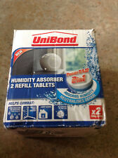 Unibond Humidity absorber 2 refill tablets