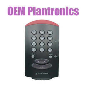 Plantronics T10 Single-Line Phone Telephone Base Dial Pad