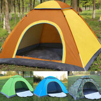 2 Person Waterproof Camping Tent Automatic Pop Up Quick Shelter Outdoor Hiking