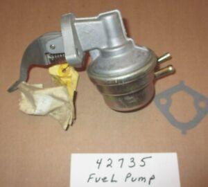 Kokusai fuel pump 42735 1981-83 Dodge, Plymouth, D50, Challenger 2.0L, 2.6L