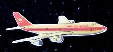AIR CANADA B747 AIRLINER HAT PIN BROACH PLANE B-747 WOW