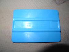 Raclette bleue pour installation Stickers maison voiture, vitres NEUVE