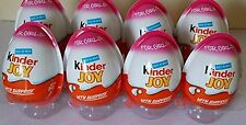 Kinder Joy with Surprise Eggs in Toy & Chocolate For Girls  12xEggs