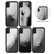 HORROR | Protective Rubber Case for Apple iPhone 5 5s SE 6s 7 8 PLUS XR X XS Max