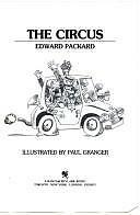 Circus (Skylark Choose Your Own Adventure) by Edward Packard