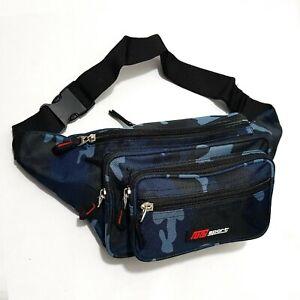 Army Camouflage Waist Bag Fanny Pack Hip Bag Leisure Bag Sport Bag