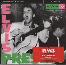 ELVIS PRESLEY Blue Suede Shoes  2 TRACK CD  NEW - NOT SEALED