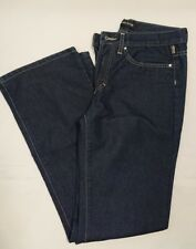 VERSACE Jeans Couture 27 / 4 USED GREAT CONDITION! Dark Denim Jeans Womens