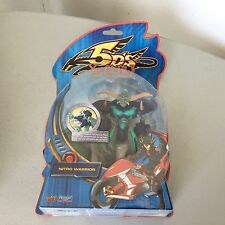 PLAYMATES 2009 #YU GI OH 5D' NITRO WARRIOR ACTION FIGURE MOSC