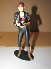 Moby Dick Resident Evil 3 Claire Redfield Series 5 Leather Jacket Figure RARE