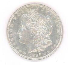 1888-s Morgan Silver Dollar- AU