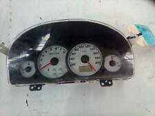 FORD ESCAPE INSTRUMENT CLUSTER BA-ZB, 02/01-05/06