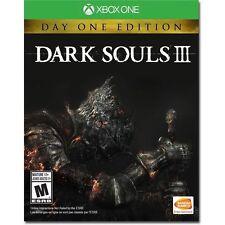 Dark Souls III: Day One Edition (Microsoft Xbox One, 2016)