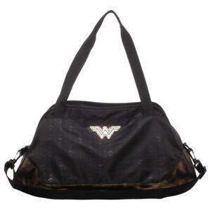 Bag From Gym Dc Comics Wonder Woman Athletic Duffle Gym Bag Bioworld