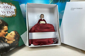 """2013 SCARLETT O'HARA VIVIEN LEIGH TONNER DOLL GONE WITH THE WIND 16"""" DOLL NRFB"""