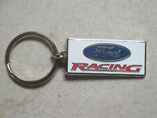 Schlüsselanhänger Metall Ford Racing  Neu (Nr.966)