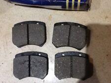 "Austin Mini Cooper s  brake disk pads asbestos free 1275 gt innocentI 10"" wheel"