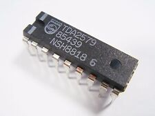 TDA2579 Horizontal / vertical Synchronisation IC SCHALTKREIS #CD63