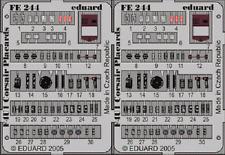 Eduard zoom FE244 1/48 F4U-1 corsair placards