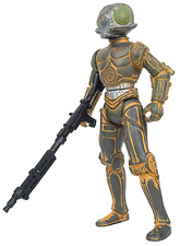 Star Wars Power of The Force 4-Lom Action Figure