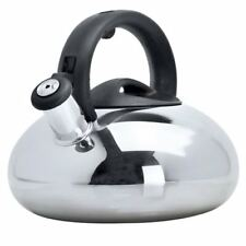 NEW Primula Catalina Stainless Steel Whistling Tea Kettle, 3-Quart FREE2DAYSHIP